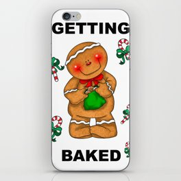 Getting Baked iPhone Skin