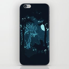 Forest Spirit iPhone Skin