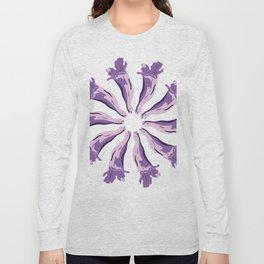 Jacaranda´s Flowers Long Sleeve T-shirt