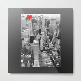 New York - Traveling series Metal Print