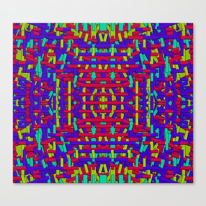 Place Mat Canvas Print