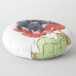 AVICULARIA AVICULARIA Floor Pillow