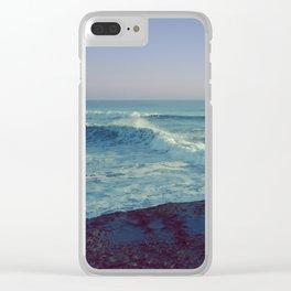 Santa Cruz Ocean Clear iPhone Case