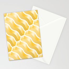 Geometric Vibes: Power  Stationery Cards
