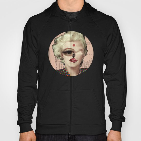 Mix Marilyn Collage 1 Hoody