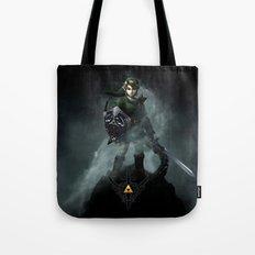 Legend Of Zelda - Skyward Sword Tote Bag