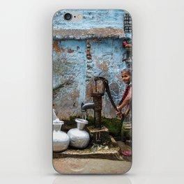 Water Pump iPhone Skin