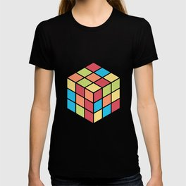 #68 Rubix Cube T-shirt