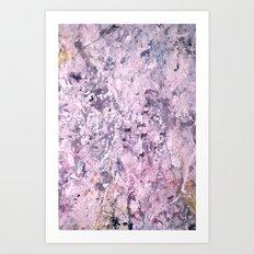 Whiten Art Print