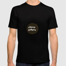 GALLETAS MEDIUM Mens Fitted Tee Black