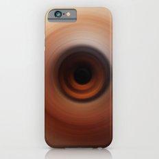 Brown Eye Planet Slim Case iPhone 6s