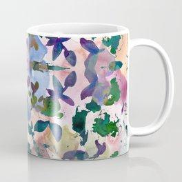 Floral Exclusion  Coffee Mug