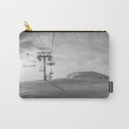 Alps ski lifts Carry-All Pouch