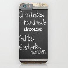 Belgium Chocolates iPhone 6s Slim Case