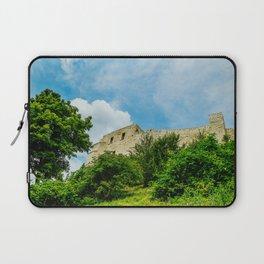 Castle in Kazimierz Dolny Laptop Sleeve