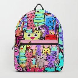 Cat world Backpack