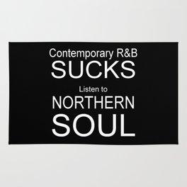 Contemporary R&B Sucks Rug