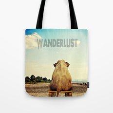 Wanderlust Imagined! Tote Bag