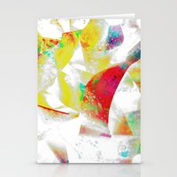 silver Stationery Cards featuring Silver by Yilan