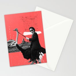Lone Ranger Stationery Cards
