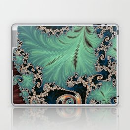 Azure - Fractal Art Laptop & iPad Skin