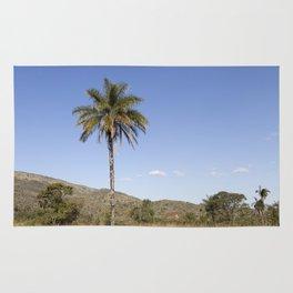 'Cerrado' Landscapes in 'Serra da Canastra' National Park Rug