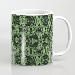 Leaves graphical structures Coffee Mug