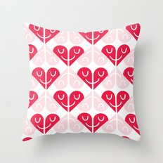 I love your smile Throw Pillow