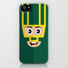 Kickass iPhone Case
