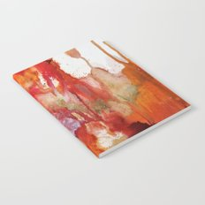 mer rouge Notebook