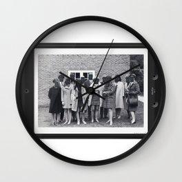 A Family Album 01a Wall Clock