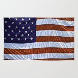 United States Of America Flag Rug