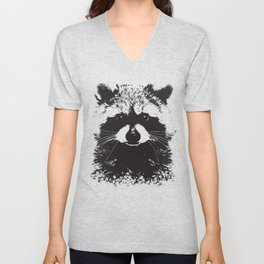 Trash Panda Unisex V-Neck