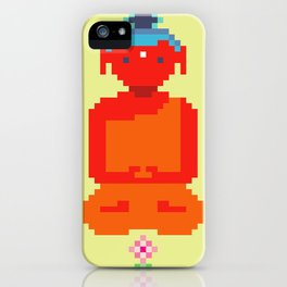 Calm Amitabha iPhone Case