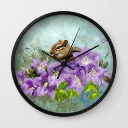 Nibbler Wall Clock