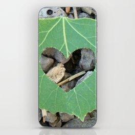 Whatever you like iPhone Skin