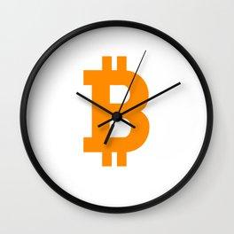 Bitcoin basic Wall Clock