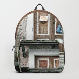 Calcada, porta Backpack