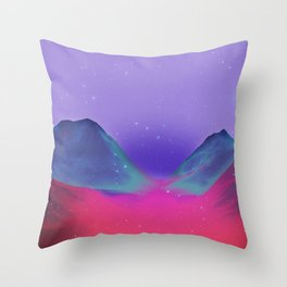 SPACES Throw Pillow