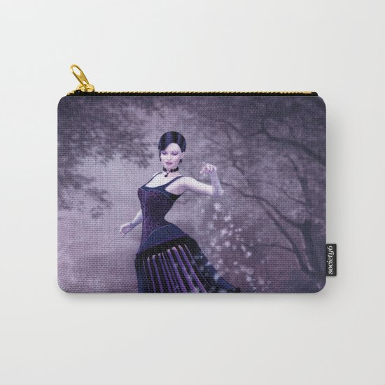 Black magic fairy Carry-All Pouch