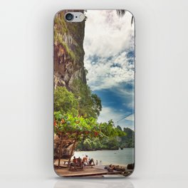 Bright Cliffs of Railay iPhone Skin