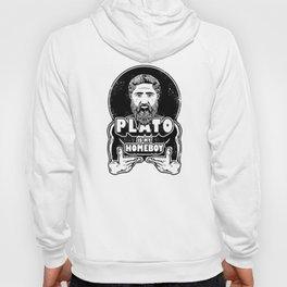 Plato Is My Homeboy Hoody