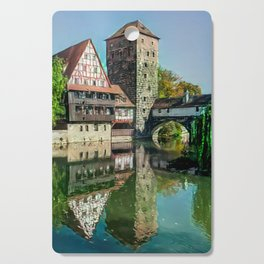 Nuremberg Fall Vista Cutting Board
