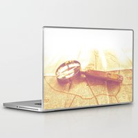 explore Laptop & iPad Skins featuring EXPLORE by Mankind Design