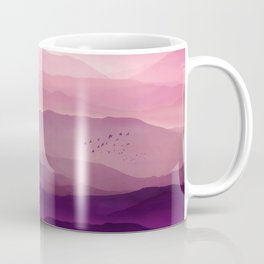 Ultra Violet Day Coffee Mug