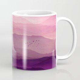 Ultra Violet Day Coffee Mug