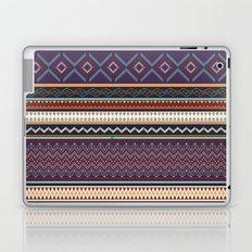 Boho Geometric Stripe 3 Laptop & iPad Skin
