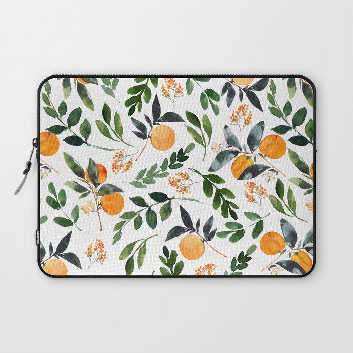Orange Grove Laptop Sleeve