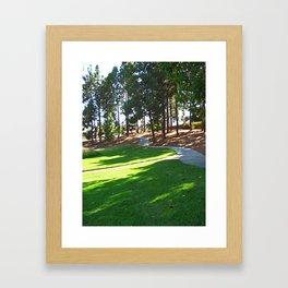 Bella Vista Open Space 2517 Framed Art Print