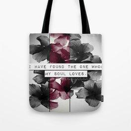 My soul loves Tote Bag